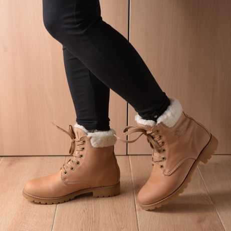 Зимние ботиночки женские Panama Jack Igloo