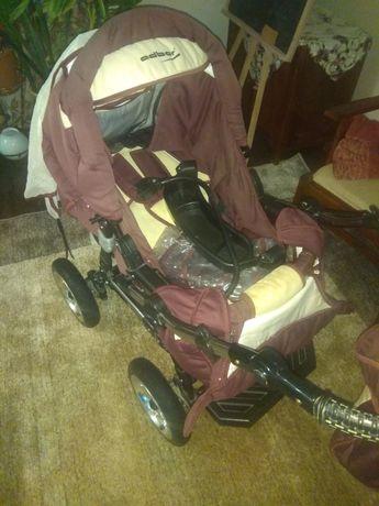 Коляска дитяча 2 в 1 Aston adbor
