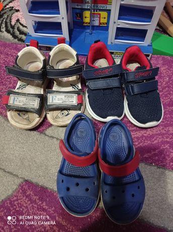 крокси, кросівки босоніжки