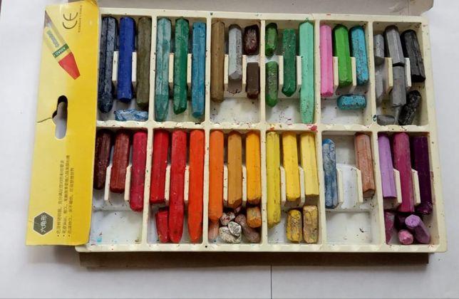Краски для рисования.