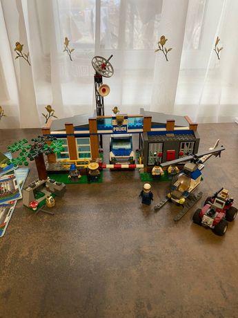 Конструктор Лего 4440, лесная полиция