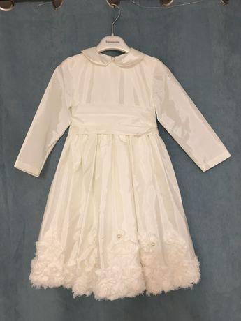 Платье нарядное на девочку Новый год