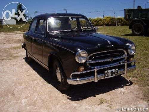 Péças Peugeot 403
