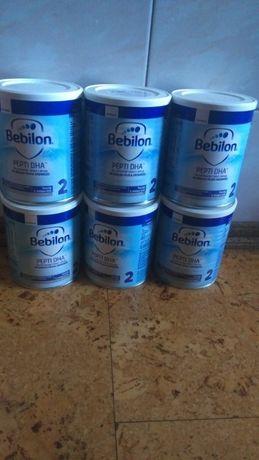 Bebilon pepti 2 DHA mleko alergia powyzej 6 miesiaca dla dzieci