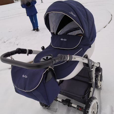 Wózek 3w1 (gondola, spacerówka, fotelik)