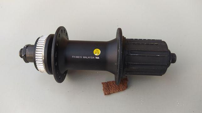 Piasta tylna shimano fh-m615 qr9 135x9 32h szybkozamykacz