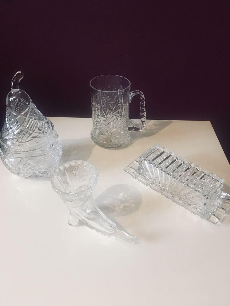 Zestaw kryształów ozdobnych