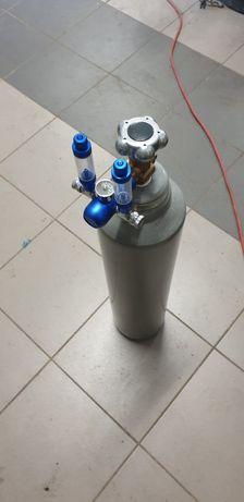 Butla 7L CO2 akwarium