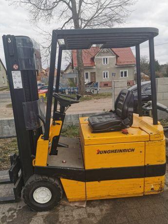 Wózek elektryczny Jungheinrich Efg 12.5