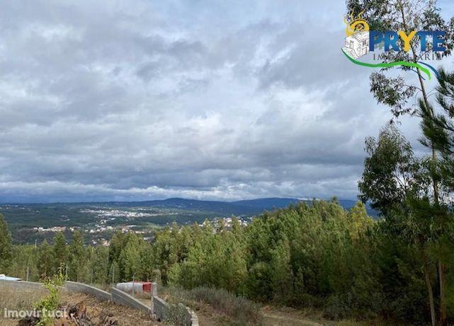 Terreno situado em Junceira com uma magnifica vista sobre a Sertã