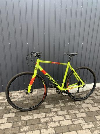 Велосипед pride rocx 8.2 flb 2019 гревел туринг shimano дисковые xl