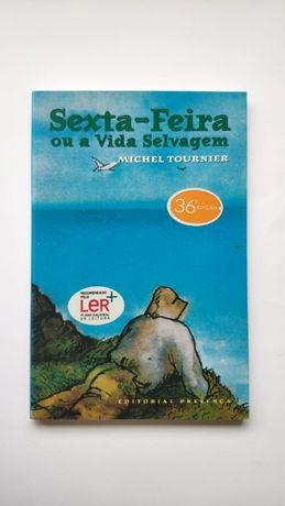 Sexta-Feira ou Vida Selvagem - Michel Tournier