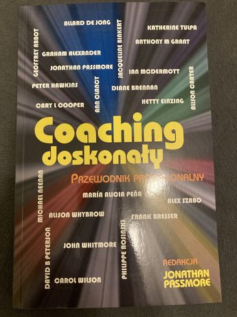 Coaching doskonały przewodnik profesjonalny Jonathan Passmore