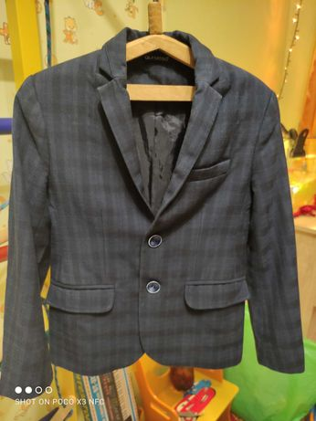 Пакет одежды на мальчика для школы р.116-128, 5-7 лет
