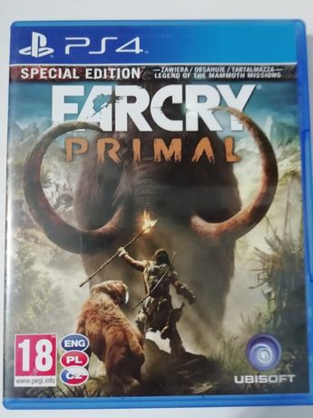 Farcry Primal PlayStation 4
