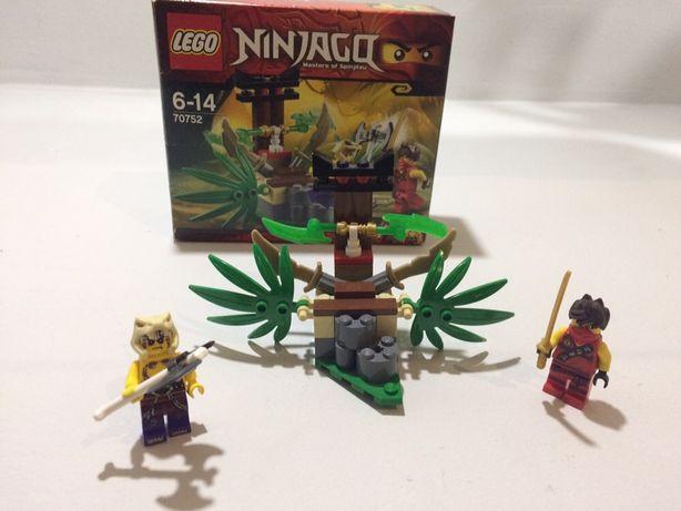 Lego Ninjago 70752 świątynia jak nowy części zapasowe