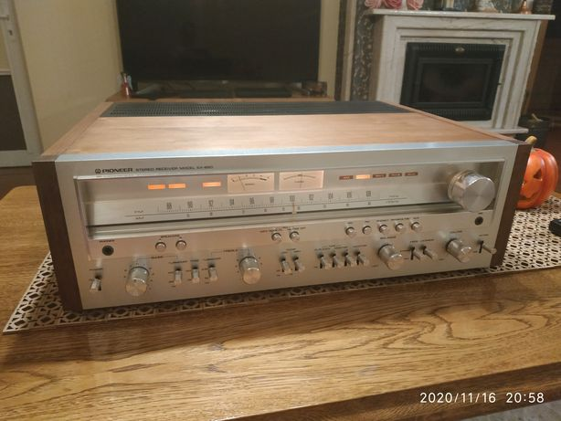 Amplituner Pioneer sx 850