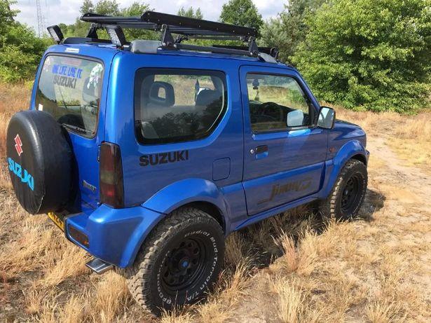 Bagaznik Suzuki JIMNY 4x4