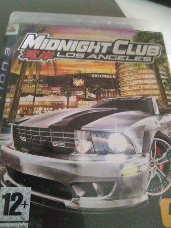 Midnight Club Gra PS 3