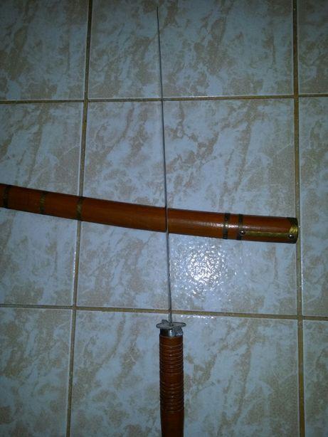 Catana, faca para decoração