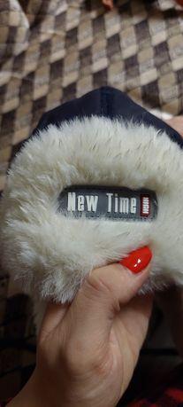 Детская зимняя шапка High New Time, 6 месяцев, окр.головы до 45 см
