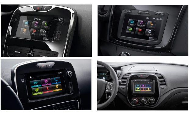 Mapas 2021 Media NAV Renault Dacia medianav GPS Clio 4 Captur Sandero
