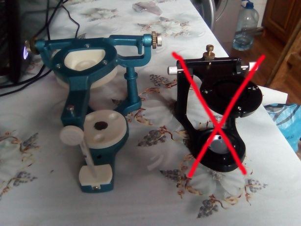 Зуботехническое оборудование. (остатки)