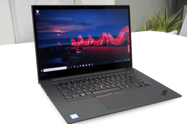 Portátil Lenovo Thinkpad x1 Extreme c/ Garantia i7 16GB SSD 500GB