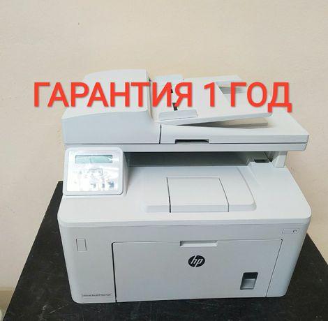 Лазерный  принтер сканер HP Pro m227sdn для офиса и учебы .