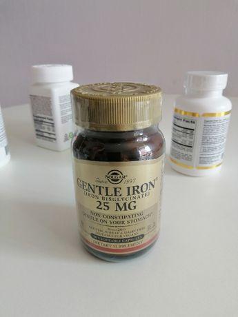 Solgar, Gentle Iron, 25 mg (Солгар Железо)