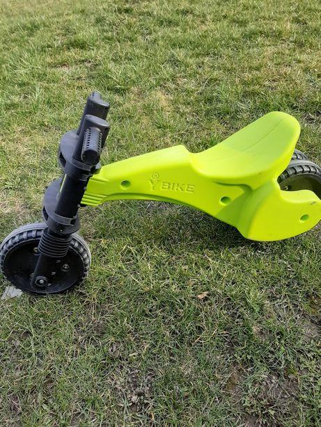 Rower biegowy/ jeździk Y Bike Oryginał