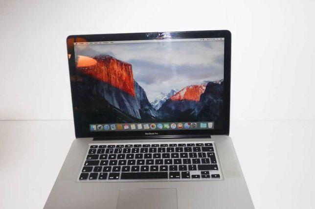 Apple Macbook pro 15,