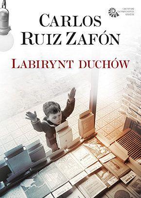 Carlos Ruiz Zafon LABIRYNT DUCHÓW - książka nowa POLECAM