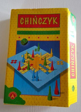 Chińczyk gra podróżna mini