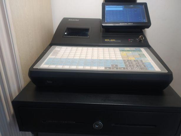 Vende-se caixa registadora SPS-530