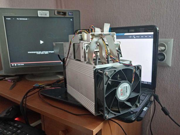 Продам Asic Аналог  Antminer S9. Whatsminer M3 12,5 Th с БП