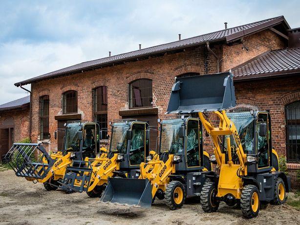 Ładowność 1000 kg GÜNTER GROSSMANN GG 010 Nowa Ładowarka Kołowa