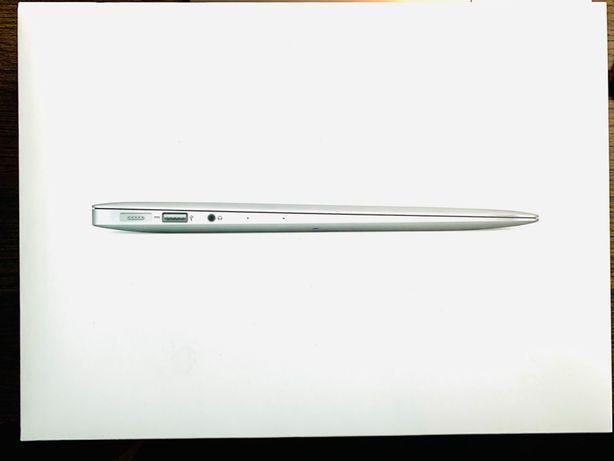 Apple MacBook Air i5/1,8 GHz/8GB/128GB/HD 6000. Bateria 240 cykli!