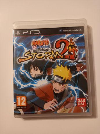 PS3 gra Naruto 2