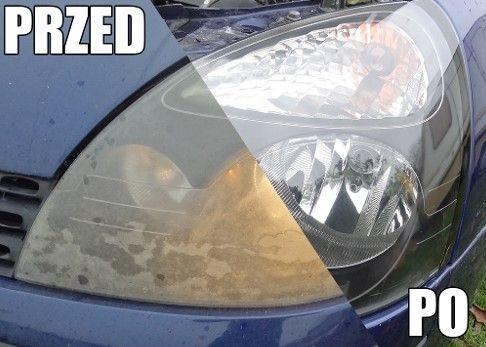 regeneracja reflektorów, Lamp, odbłyśników wszystkie marki Gwarancja