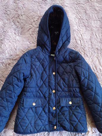Демисезонная куртка на весну Тu для девочки 5-6 лет недорого.