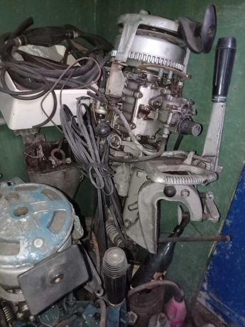 Лодочный мотор Москва