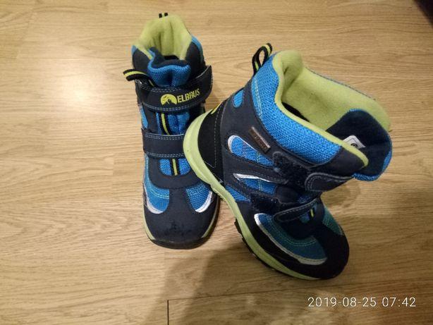 Buty zimowe chłopięce 32 ELBRUS