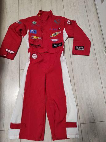 Карнавальный игровой костюм гонщика 3-5 лет