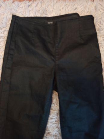 Spodnie damskie Esprit czarne