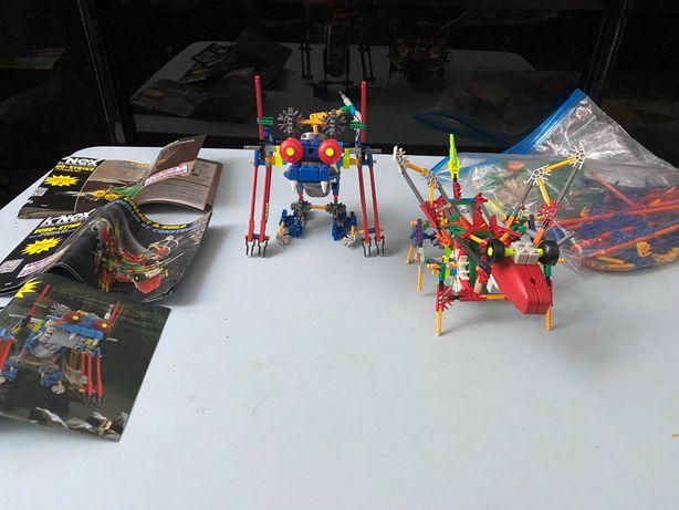 Моторизированный конструктор Кнекс Knex робо животные