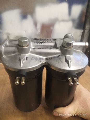 Корпус фильтров тонкой очистки топлива КамАЗ евро