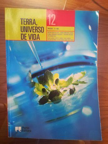 """""""Terra, Universo de Vida"""", Biologia, 12º ano, Manual e CA"""