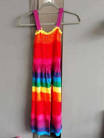 Sukienka z Tajlandii