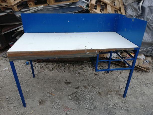 Bancada e mesas trabalho usada gavetas
